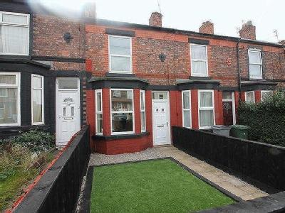 Maybank Road, Birkenhead - Terraced