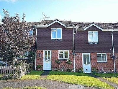 Periwinkle Close, Lindford - Garden