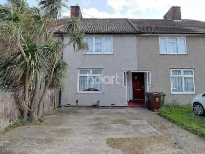Canonsleigh Road, Dagenham - Terraced