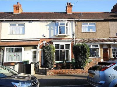 Crowhill Avenue, Cleethorpes, Lincolnshire