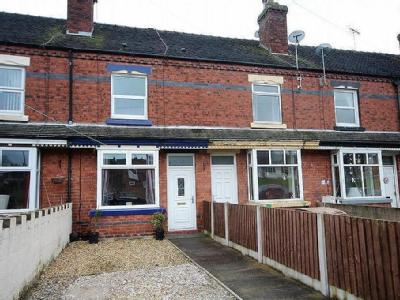 Cecilly Street, Cheadle, Staffordshire