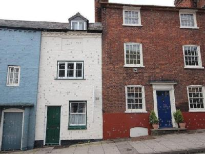 Old Street, Ludlow, Shropshire, Sy8