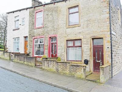 St. Johns Road, Burnley - Terraced