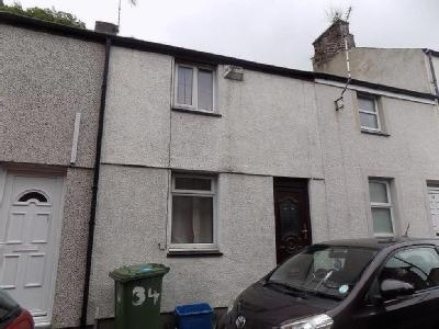 House to let, BANGOR - Terraced