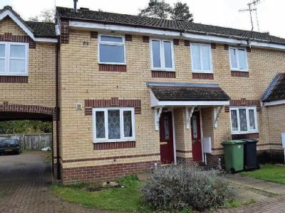 Rosecroft Way, Thetford - Terraced