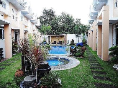 House to rent Angeles - Swimming Pool