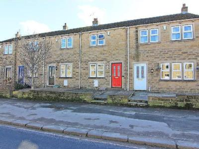 Keighley Road, Cowling - Garden