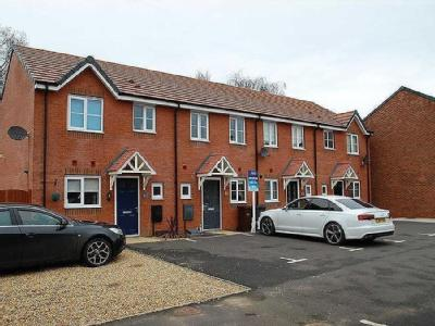 Rakegate Close, Oxley, Wolverhampton, West Midlands, Wv10
