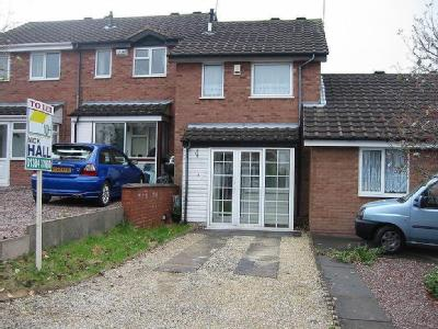 DOVE RIDGE, OFF OLD HALL CLOSE, AMBLECOTE, STOURBRIDGE DY8