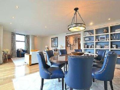 Flat for sale, West Tower - Balcony