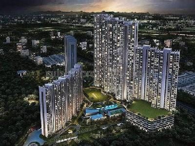 2 Bhk Flats Apartments For Sale In Runwal Greens Nestoria