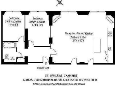 Flat for sale, London - High Ceilings