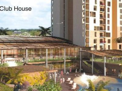 2 BHK Flat to let, Blossom County