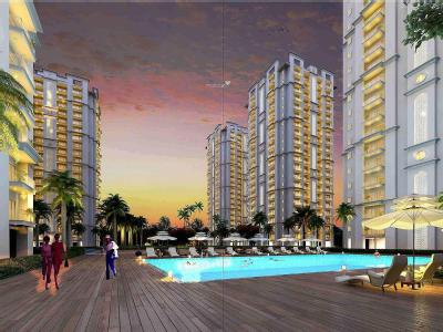 Flat for sale, Galaxy - Swimming Pool