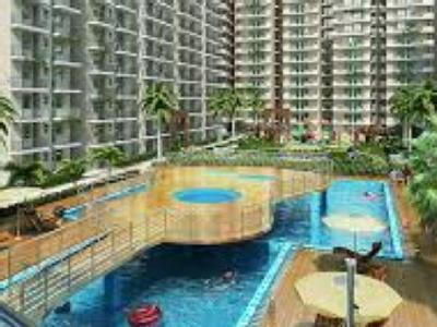 2 BHK Flat to let, Officer City - Gym