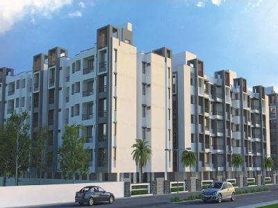 2 BHK Flat for sale, Residency 5