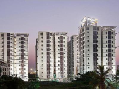 2 BHK Flat for sale, Royale - Gym