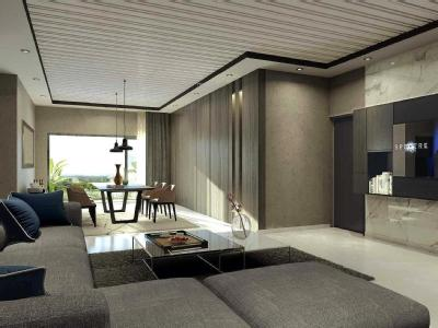 2 BHK Flat for sale, Seabrook - Lift