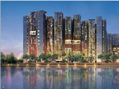 2 BHK Flat for sale, Space Station