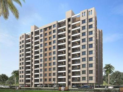 2 BHK Flat for sale, Swiss County