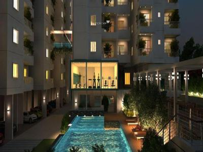 2 BHK Flat for sale, Uber Verdant