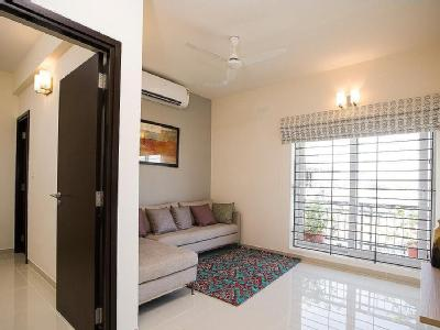 2 BHK Flat for sale, Wind Chimes
