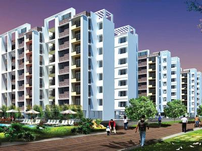 2 BHK Flat for sale, Windermere - Gym