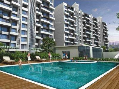 2 BHK Flat for sale, Woodsville - Gym