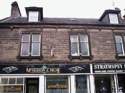 New Street, Rothes, Ab38