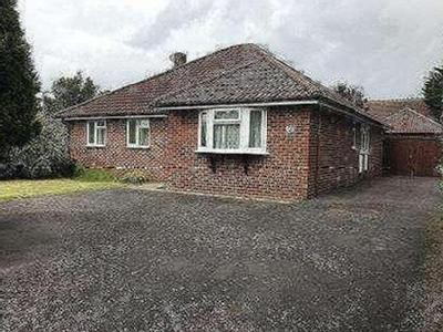 House for sale, Dibles Road - Garden