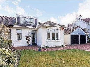 Oldhall Road - Reception, Bungalow