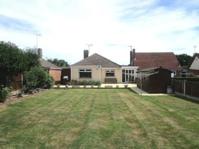 House for sale, St Johns Road - Patio