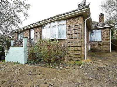 New Road Brading Sandown - Bungalow