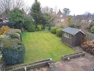 House to rent, Woodcote Way - Patio