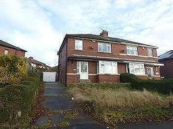 House to let, Doncaster Road - Patio