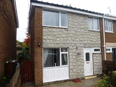 House to let, Carleton Glen - Garden