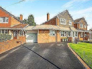 House for sale, Wyvern Close - House