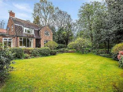 House for sale, Worsley Road - Garden