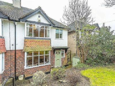 Montpelier Road Purley - Conversion