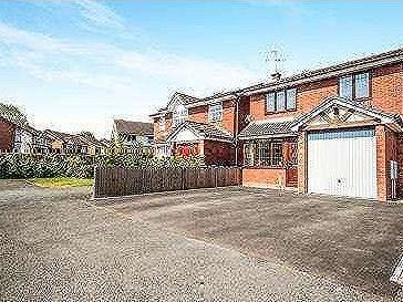 House for sale, Curlew Close - Garden