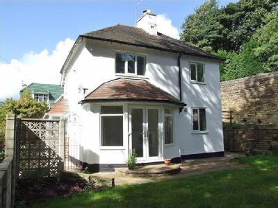 House for sale, Burnley Road - Garden