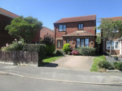 House for sale, Whynot Way - Garden