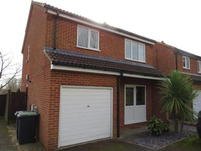 House for sale, Perkins Road - Garden