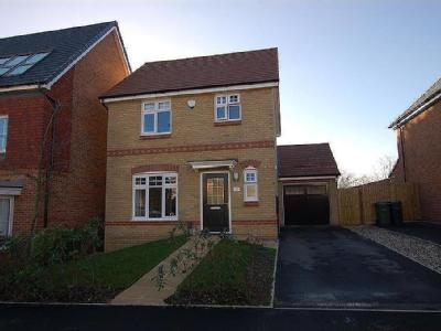 House for sale, Denby Way - Garden