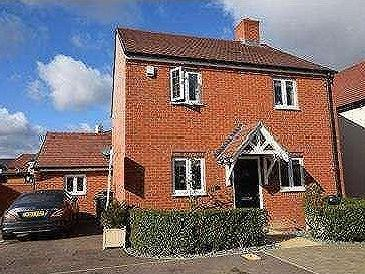 House for sale, College Chase - Patio