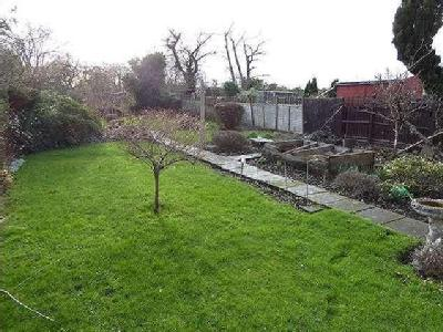 Knightthorpe Road - Garden, Detached