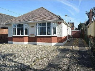 House for sale, Merley Ways - Garden