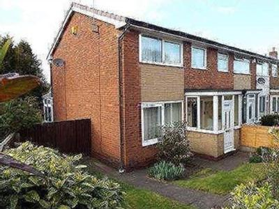 House for sale, Harwood Vale - Patio