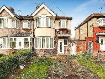 House for sale, Exeter Road - Garden