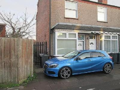 House for sale, Walford Road - Garden